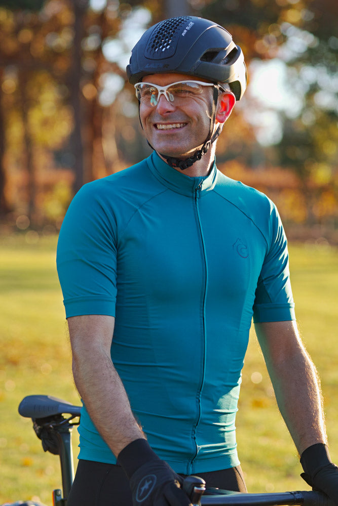 Cycling Jersey Mens ConnalKit OceanDepth1