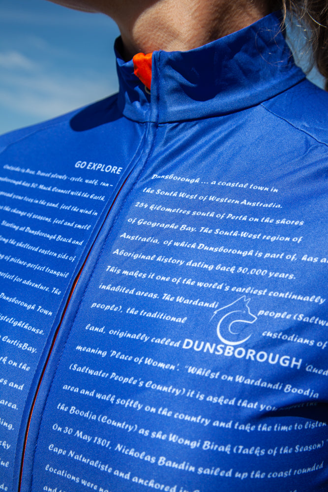 Womens Dunsborough Cycling Jersey
