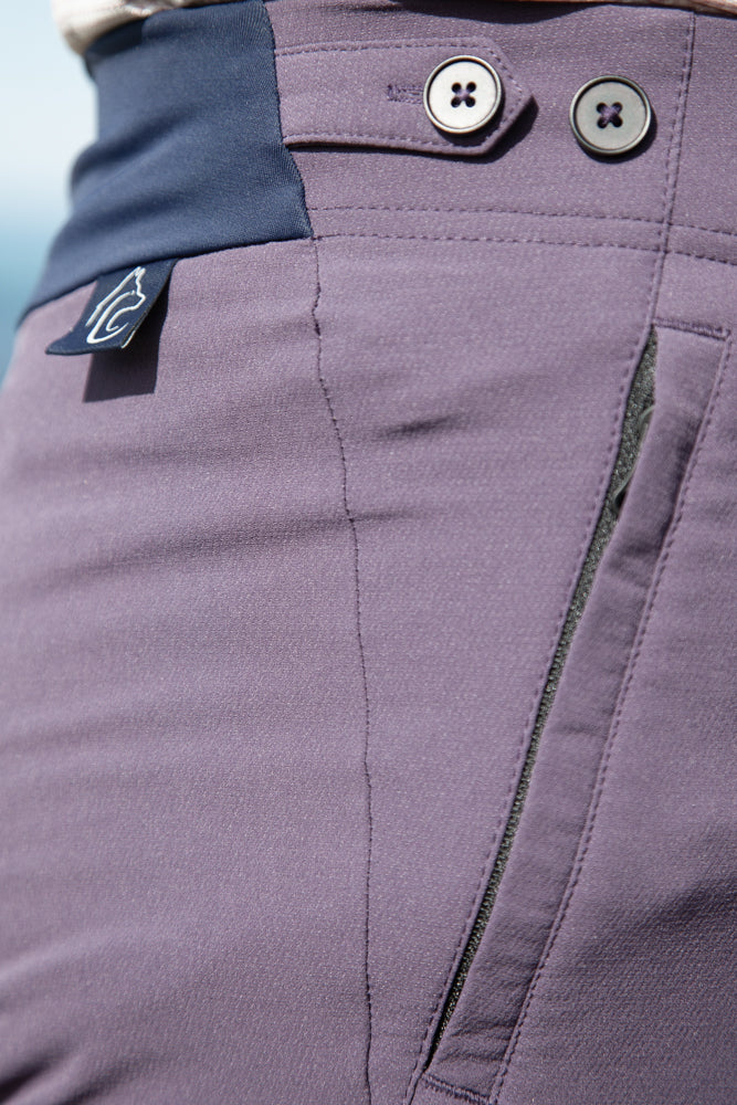 Connal Kit Casual Cycle Touring Shorts side detail