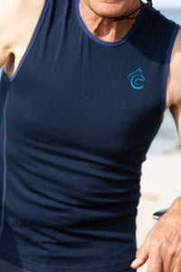 Connal Kit Mens BaseLayer Singlet top