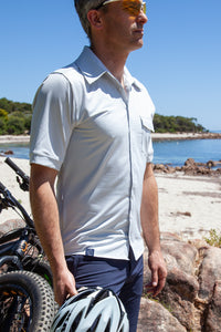 Connal Kit Mens Cycling Touring Shirt Casual style - Chris