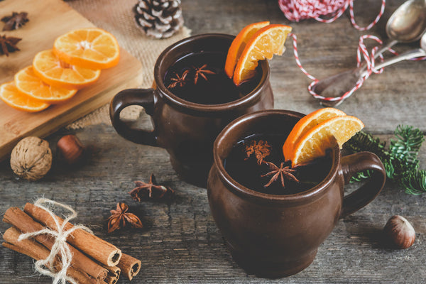 CBD Mulled Wine!