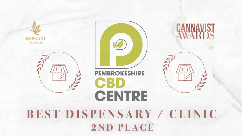 Award winning CBD Dispensary UK