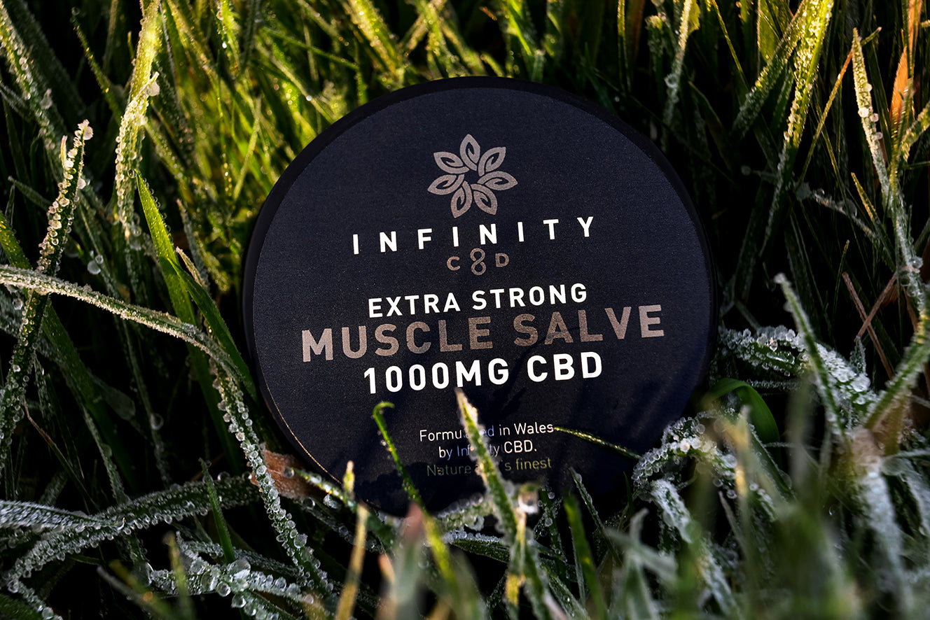 CBD Muscle Salve | Vegan and All Natural