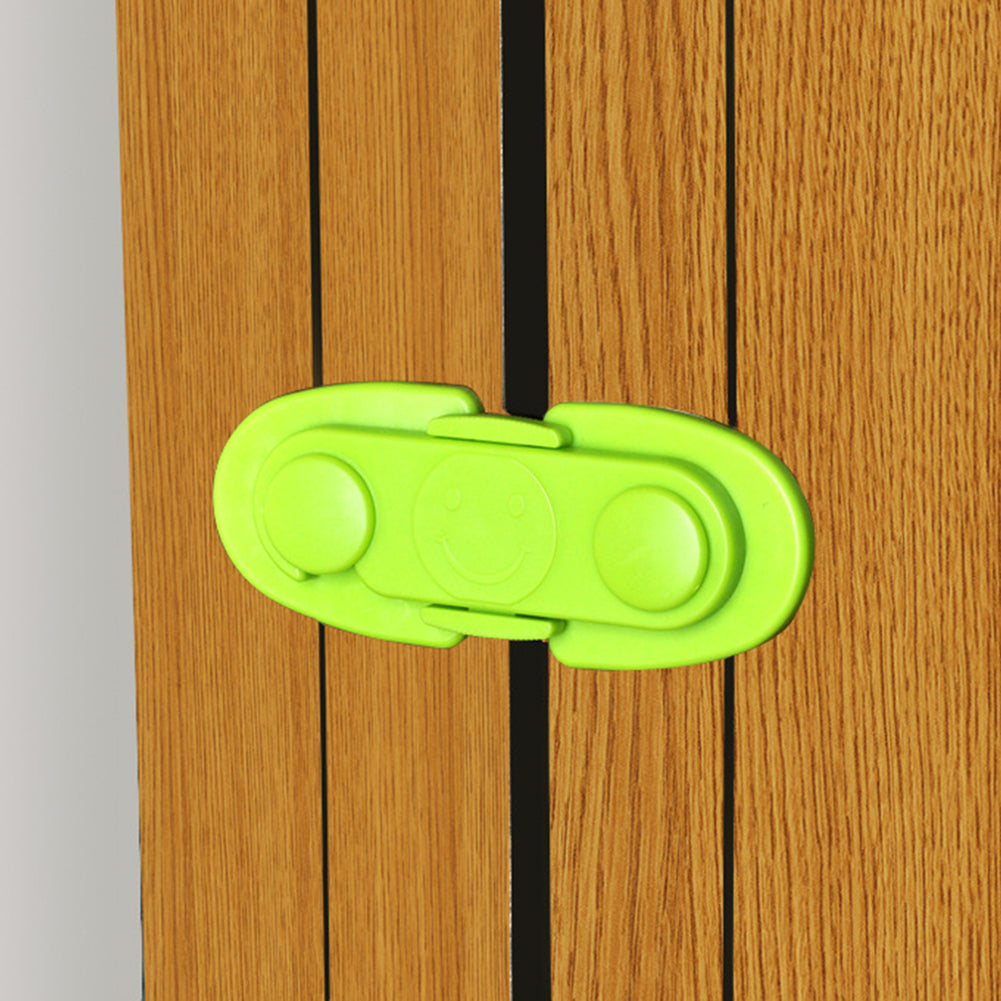 Baby Safety Lock Door Drawer Toilet Lock Cabinets Door Ambry Cloth Belt Safety Baby Cupboard Cabinet Lock Baby Care 4Colors