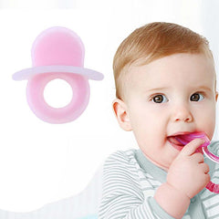 Safety Baby Dental Care Silicone Baby Teether Strengthening Teething Tooth Training Toys