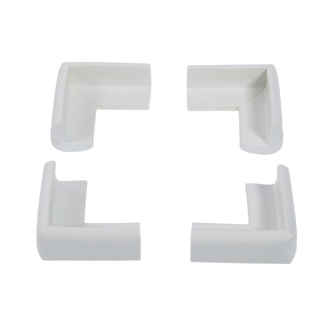4pcs/lot Child Baby Safety Silicone Protector Table Corner Edge Angle Protection from Children Anticollision Edge Corner