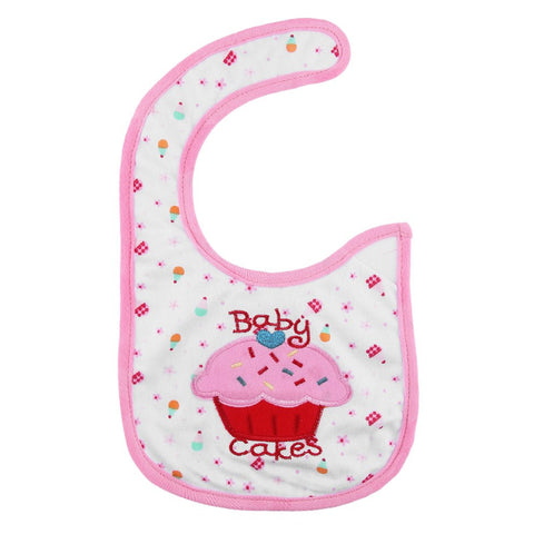 100% Brand New Baby Infant Boy Girl Waterproof Cute Multi Cartoon Patterns Bibs For Feeding