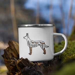 Adventure with Dogs Mug