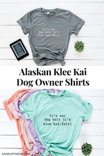 Load image into Gallery viewer, Alaskan Klee Kai Fetti Shirt
