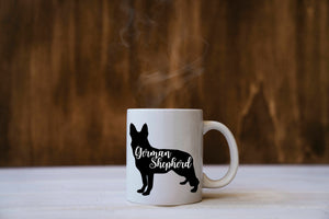 German Shepherd Dog Mug - Kai's Ruff Wear