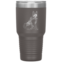 Load image into Gallery viewer, Tactical German Shepherd Tumbler