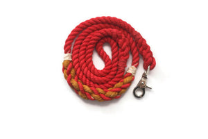 Harry Potter Inspired Rope Dog Leash - Kai's Ruff Wear