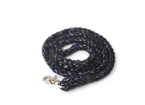 Midnight Party Rope Dog Leash - Kai's Ruff Wear