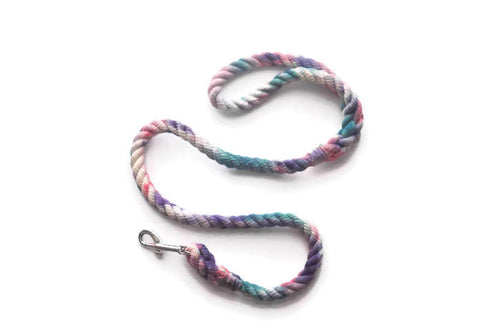 Unicorn Rope Dog Leash - Kai's Ruff Wear