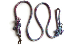 Load image into Gallery viewer, Unicorn Knotted Rope Dog Leash - Kai's Ruff Wear
