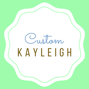 Custom Listing for Kayleigh