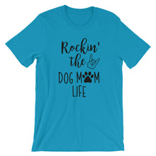 Load image into Gallery viewer, Rockin the Dog Mom Life Shirt