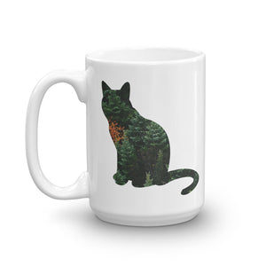 Forest Cat Mug - Kai's Ruff Wear