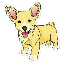 Load image into Gallery viewer, Corgi Sticker