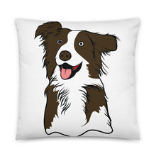 Load image into Gallery viewer, Border Collie Pillow