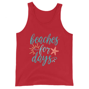 Beaches for Days Tank Top