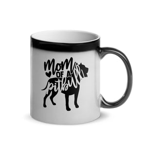 Mom of Pitbulls Magic Mug