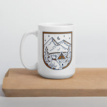 Load image into Gallery viewer, Dog Camping Mug