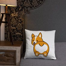 Load image into Gallery viewer, Corgi Pillow