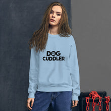 Load image into Gallery viewer, Dog Cuddler Sweatshirt
