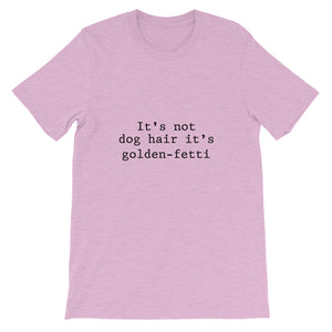 Golden Fetti Shirt
