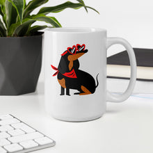 Load image into Gallery viewer, Dachshund Mug