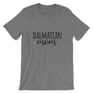 Dalmatian Mom Short-Sleeve Unisex T-Shirt - Kai's Ruff Wear