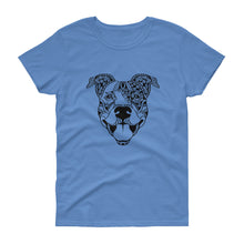 Load image into Gallery viewer, PITBULL / AM. STAFF / BULLY BREED MANDALA T-Shirt