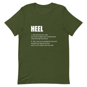 Heel Command Shirt