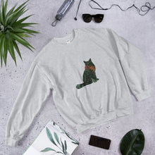 Load image into Gallery viewer, Forest Cat Sweatshirt