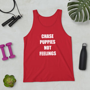 Chase Puppies Tank Top