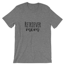 Load image into Gallery viewer, Retriever Mom Short-Sleeve Unisex T-Shirt - Kai's Ruff Wear