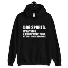 Load image into Gallery viewer, Dog Sports Hoodie