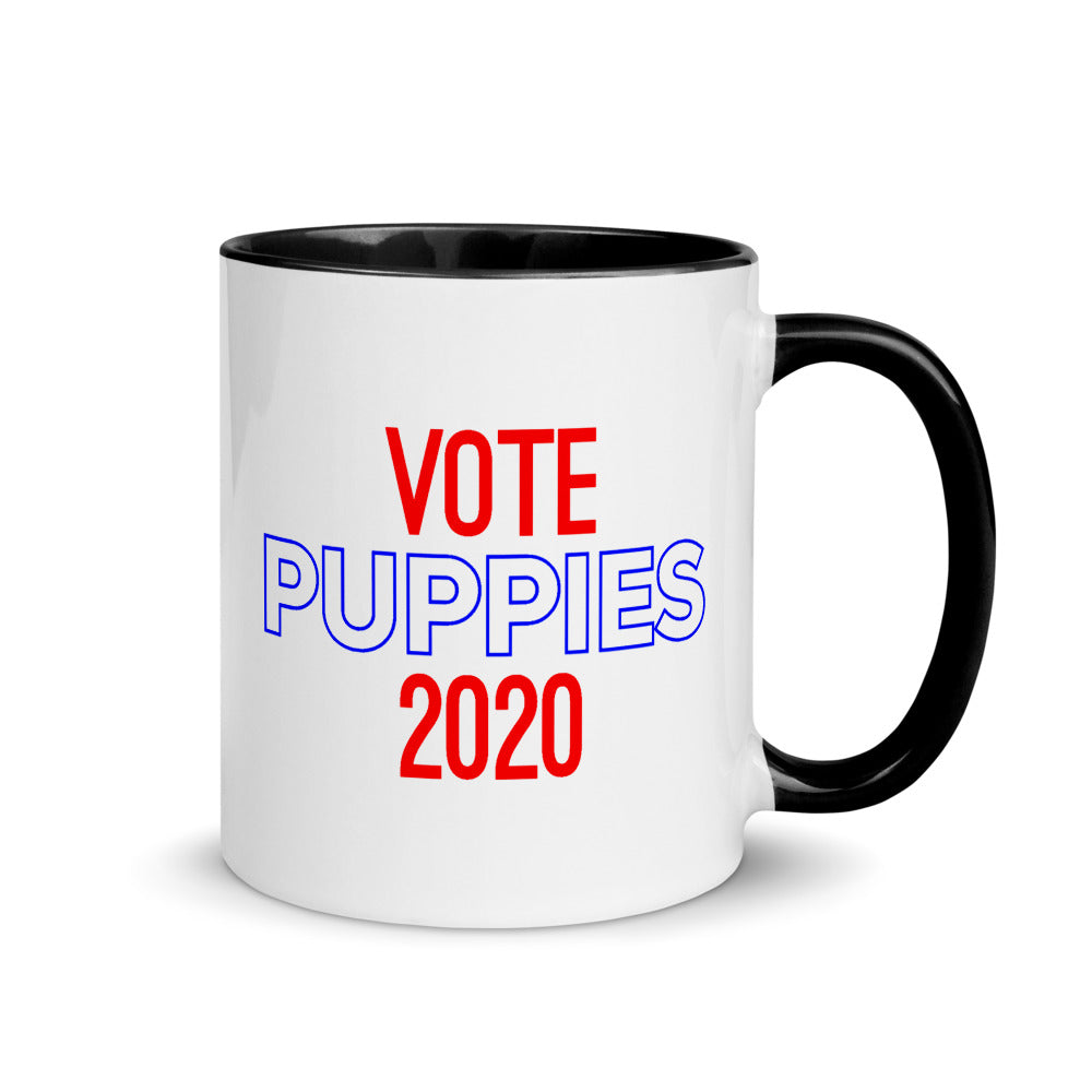Vote Puppies 2020 Mug