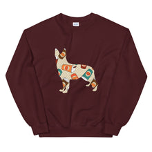 Load image into Gallery viewer, German Shepherd Autumn Sweatshirt