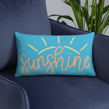 Load image into Gallery viewer, Sunshine Pillow