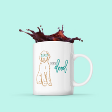 Load image into Gallery viewer, Doodle Mug