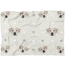 Load image into Gallery viewer, Labrador Fleece Blanket