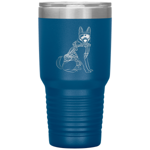 Tactical German Shepherd Tumbler