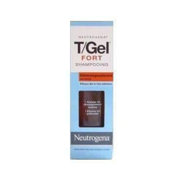 Neutrogena T/Gel shampooing anti-pellic 125ml