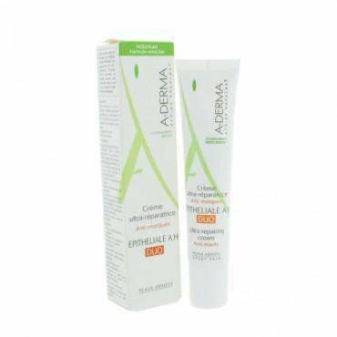 A-DERMA EPITHELIALE AH DUO CRÈME ULTRA RÉPARATRICE 40 ML