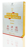 YVES PONORY GELEE ROYALE GINSENG-ACEROLA 20 AMPOULES, Défenses naturelles & Fortifiant, Yves Ponroy, Parapharmacie en Ligne - Parapharmacie en ligne