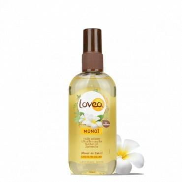 Lovea Bio Spray Monoï sans filtre 130ml