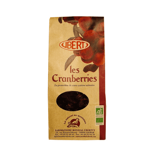 Cranberries AB Canneberges - 200g - Uberti